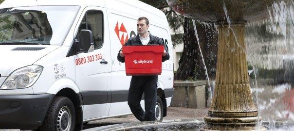 transport van box