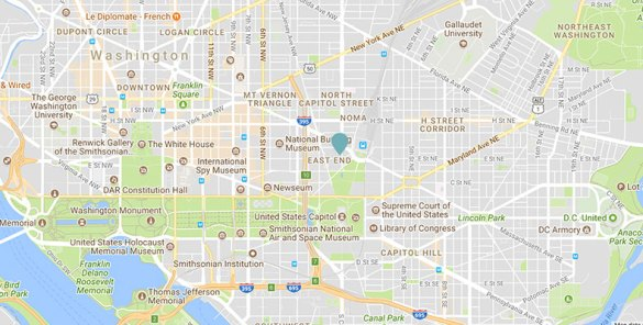 Full HD MAPS Locations - Another World » washington dc location on ...
