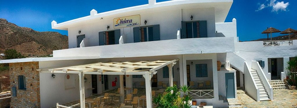 Helena Hotel, Ios Cyclades Greece