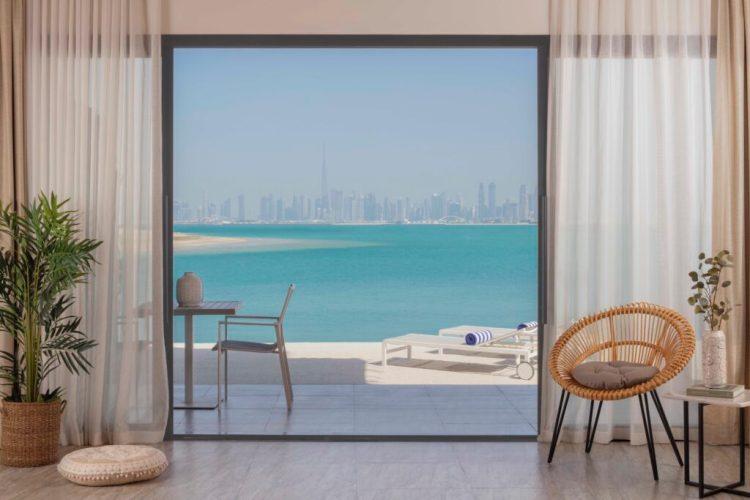 Anantara World Islands Dubai Resort Junior Suite Beach Access Dubai View