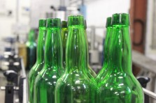 Botellas de Sidra