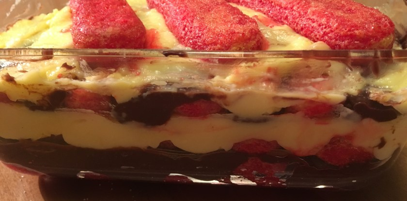Zuppa Inglese Trifle