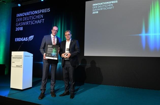 aida cruises mit innovationspreis der deutschen gaswirtschaft ausgezeichnet