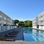 The Beach Houses by Richard Meier, Jesolo