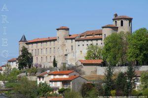 Palais-de-Eveques - Hôtel Le Valier, Ariège, Tourisme et découverte en Couserans.