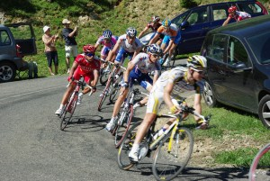 Hôtel Le Valier, Ariège, Saint Girons, passage cyclisme Tour de France