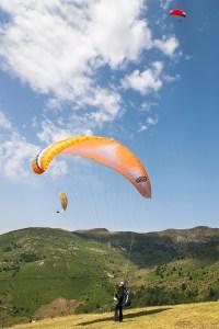 Hôtel Le Valier, St Girons, Ariège, Saint Girons. Découverte de la régions par l'activité sportive parapente.
