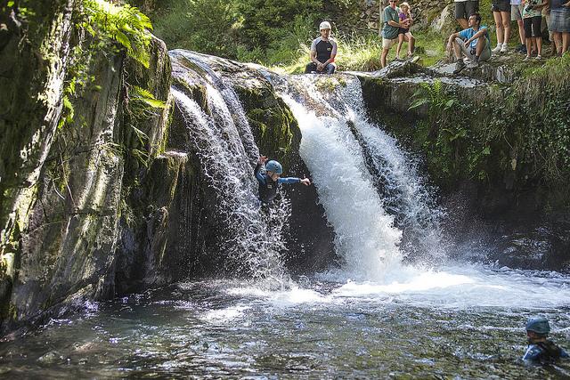 Sport-Ariège-Canyoning