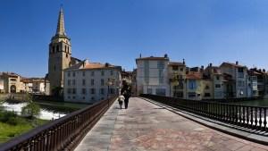 Pont Vieux à Saint Girons