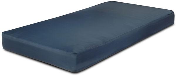 39 X 75 School Mattress Blue Nylon Cover