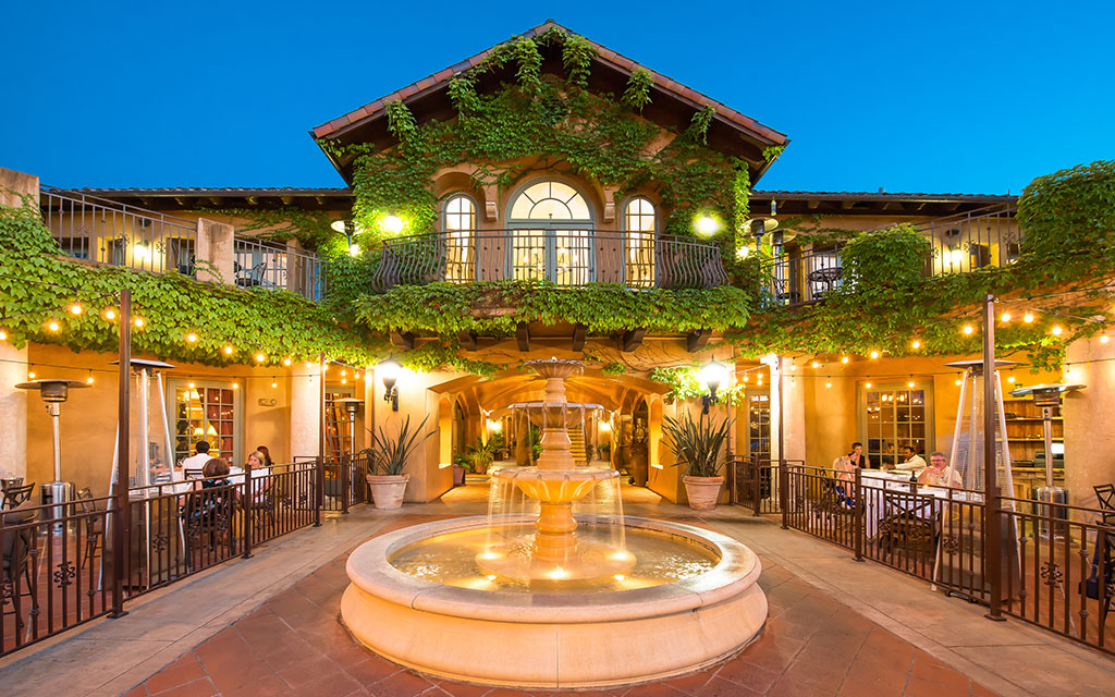 Hotel Los Gatos And Spa Charming Luxury Silicon Valley Hotel