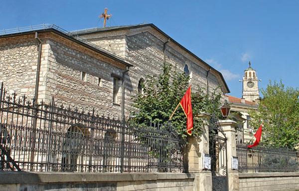 crkva sv Dimitrija