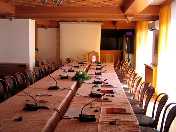 Конференции и семинари во Хотел Молика