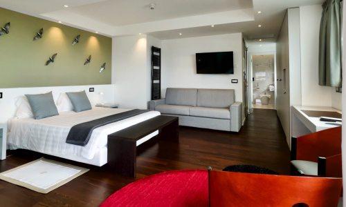 Deluxe Suite Lignano Sabbiadoro Hotel 02