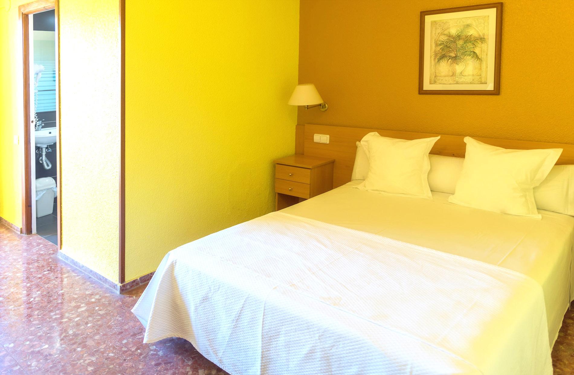 Habitaciones Hotel Montreal Benicassim