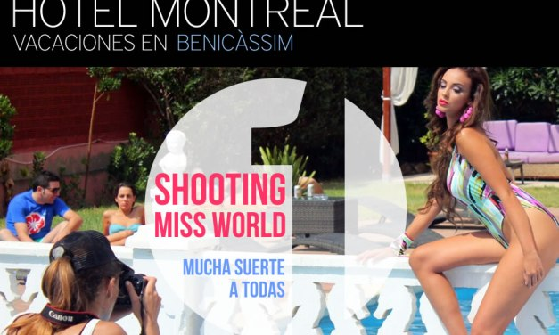 Galerias de foto: Miss World Spain 2014 en el Hotel Montreal