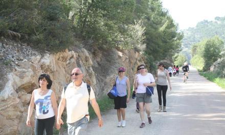 Vía Verde del Mar.  (1)   La joya del Mediterráneo