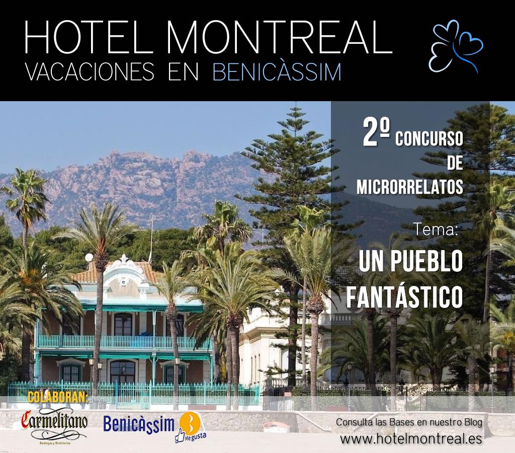 Relatos seleccionados para el Libro del II Concurso de Microrrelatos Hotel Montreal