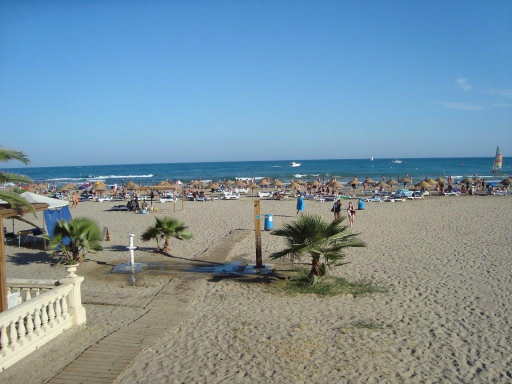 Playa Voramar Benicàssim. Castellón