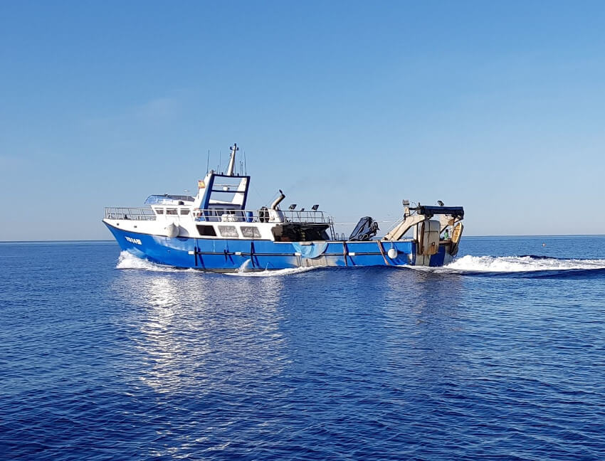 Pesca -Turismo. Una Experiencia en alta mar. Barco El Paraíso