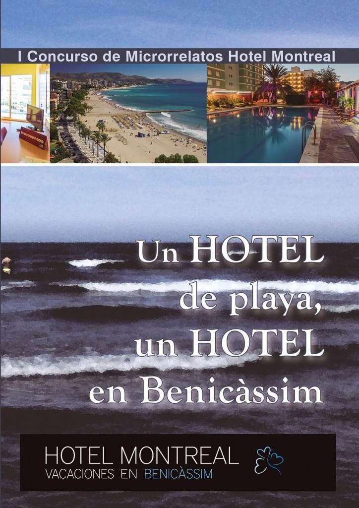 Relatos publicados en nuestro Libro del I Concurso de Microrrelatos Hotel Montreal