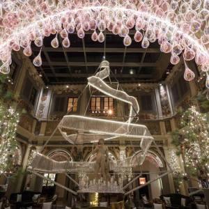 Decoração de Natal do Four Seasons Florence