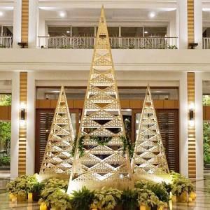 Decoração de Natal do Four Seasons Oahu