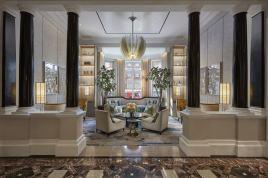 Lobby do Mandarin Oriental Hyde Park