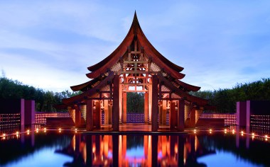 Phulay Bay, A Ritz-Carlton Reserve, em Krabi (Tailândia)