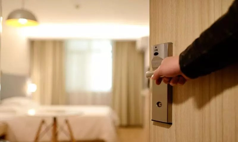 Global hotel room doors were vulnerable to hacking