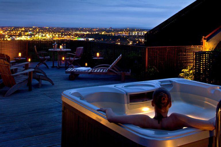 10 Hotels Avec Jacuzzi Privatif Blog Hotel Paris J Adore Hotel Spa