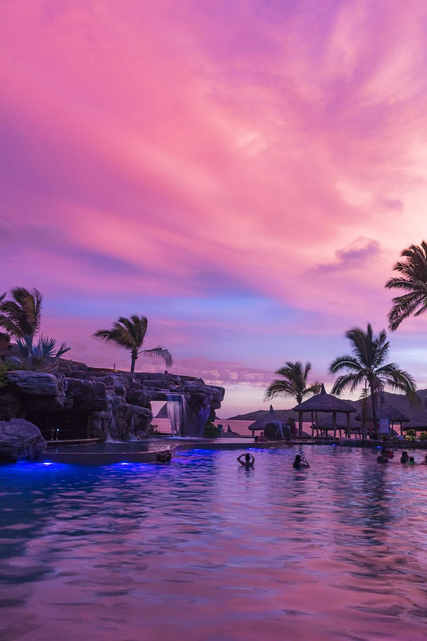Hotel Pools Hotel Playa Mazatlan