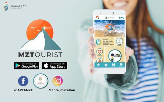 Mazatlán presenta la aplicación digital MZTOURIST   Hotel Playa Mazatlan