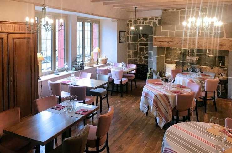 Restaurant Cantal Auvergne