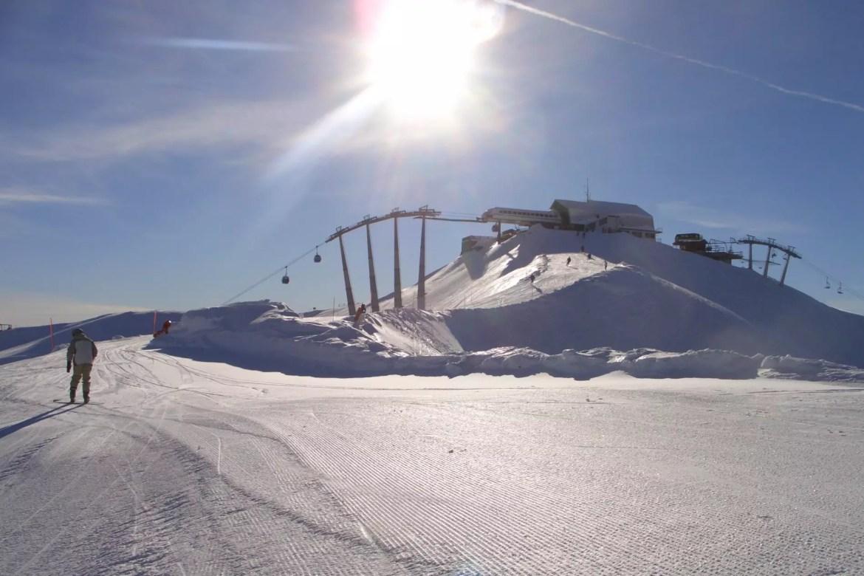 Ski / Shuttle