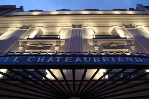 Hôtel Chateaubriand Promotional Code