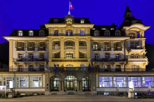 Hotel Royal St Georges Interlaken Mgallery by Sofitel Promotional Code