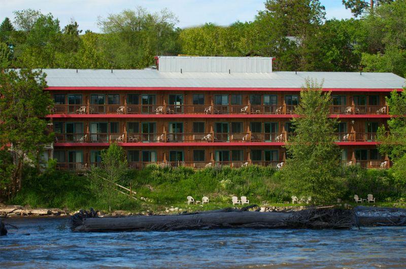 Gallery Hotel Rio Vista Winthrop WA Lodging