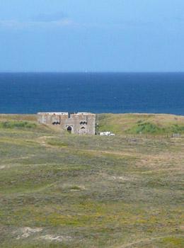 Le Fort DEn Tal Chambre Dhte Insolite Sur LIle De