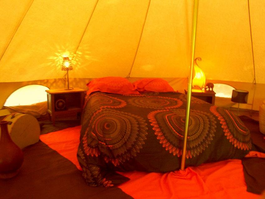 Le Nid Vert Safari Lodge Et Glamping Dans Le Lot