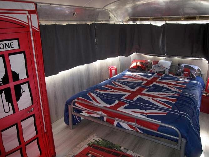 Bus Anglais Gte Insolite En Provence Verte