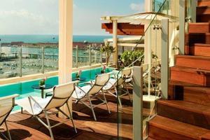 Romeo hotel design Napoli