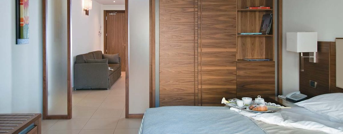 Suites e Residence Hotel 4 stelle Napoli