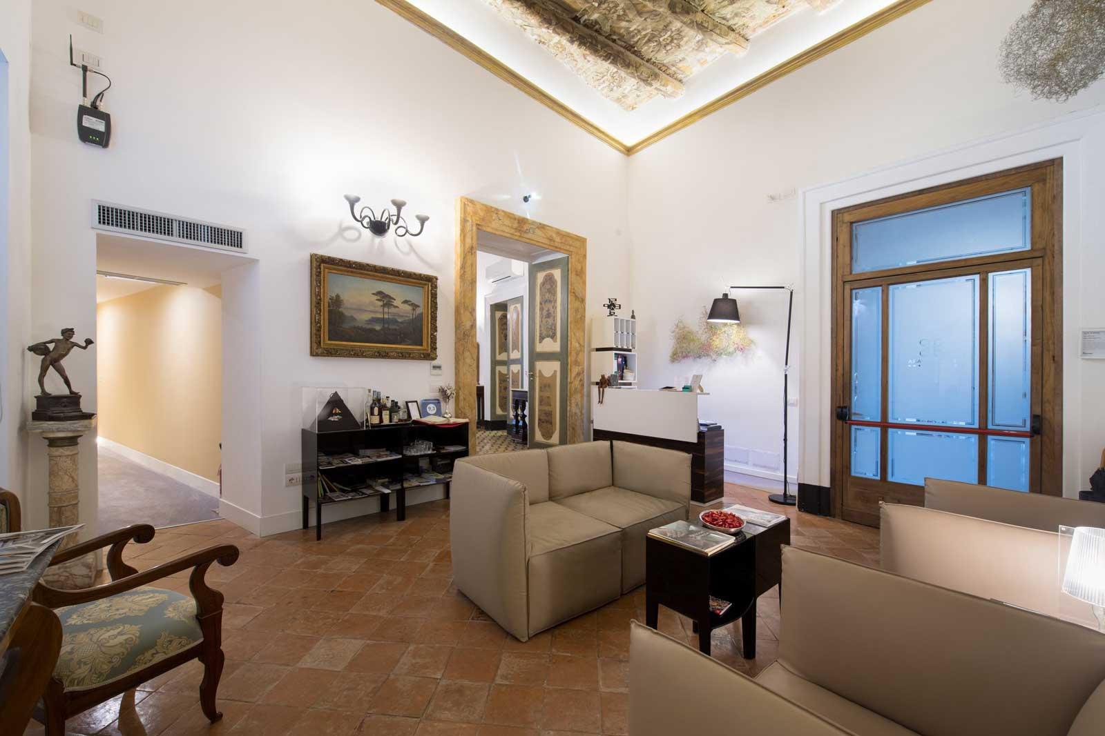 Santa Chiara Boutique Hotel 4 stelle Napoli