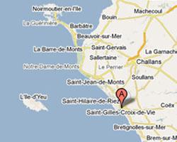 Htels Vue Mer Saint Gilles Croix De Vie