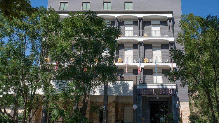 Hotel Salus Parma S Andrea Bagni Medesano Non Si Ferma