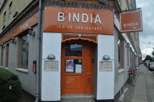 BIndia Indisk mad