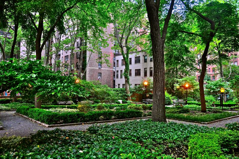 tudor city greens