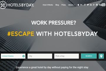 Booking a day use room is easy and fun when you use HotelsByDay