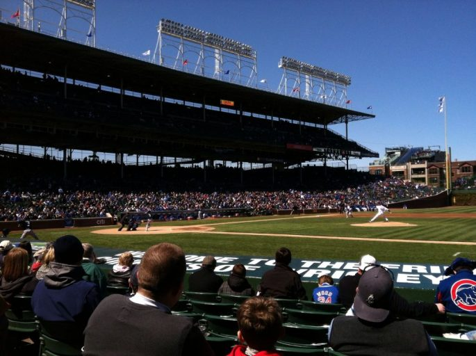 There's nothing quite like seeing a day game at Chicago's Wrigley Field